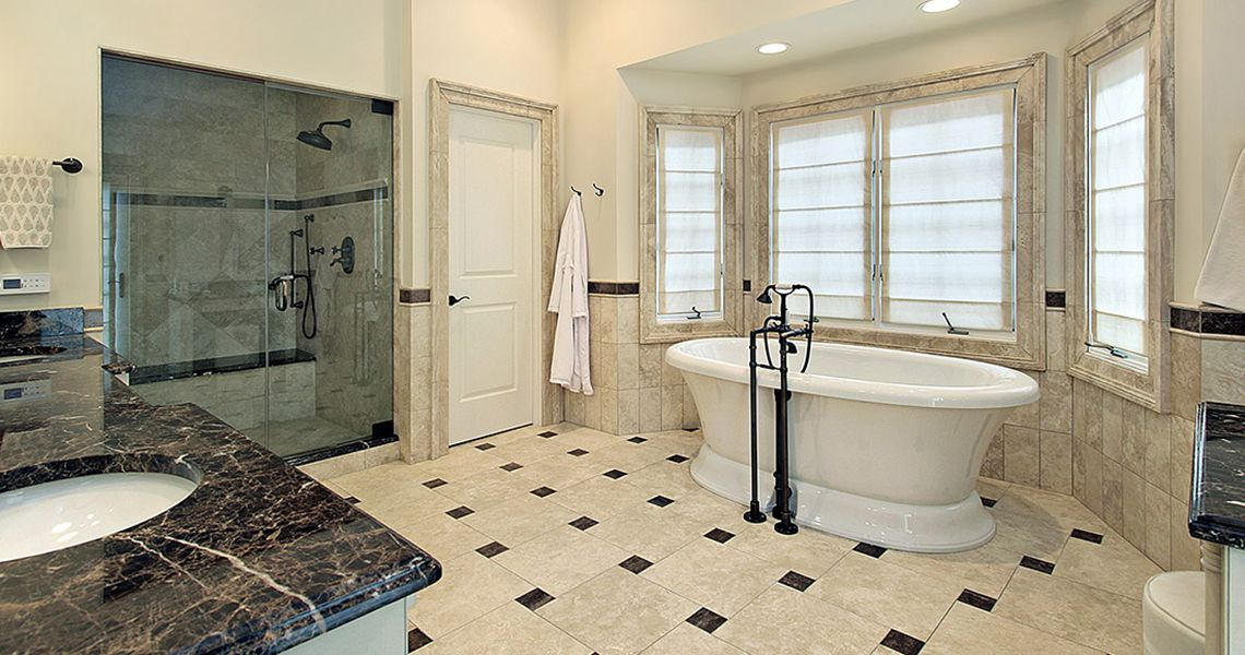 TILE FLOORING IN THE BATHROOM EXPLORING YOUR OPTIONS
