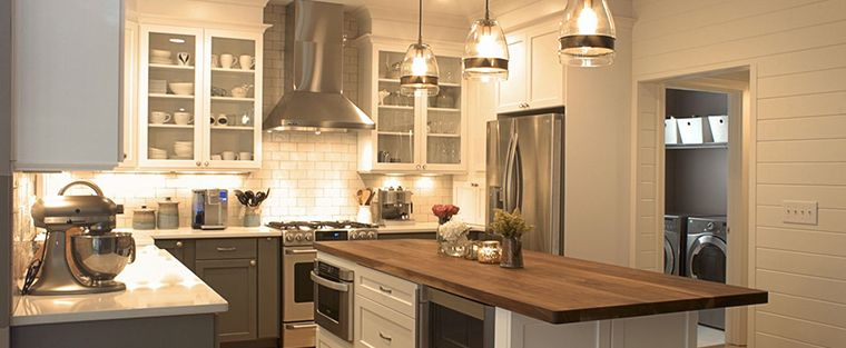 Clever Lighting Ideas For Your Kitchen Upgrade Gbc