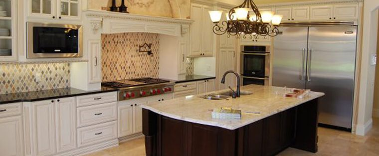 Choosing the Best Finish for Kitchen Cabinets - GBC Kitchen ...