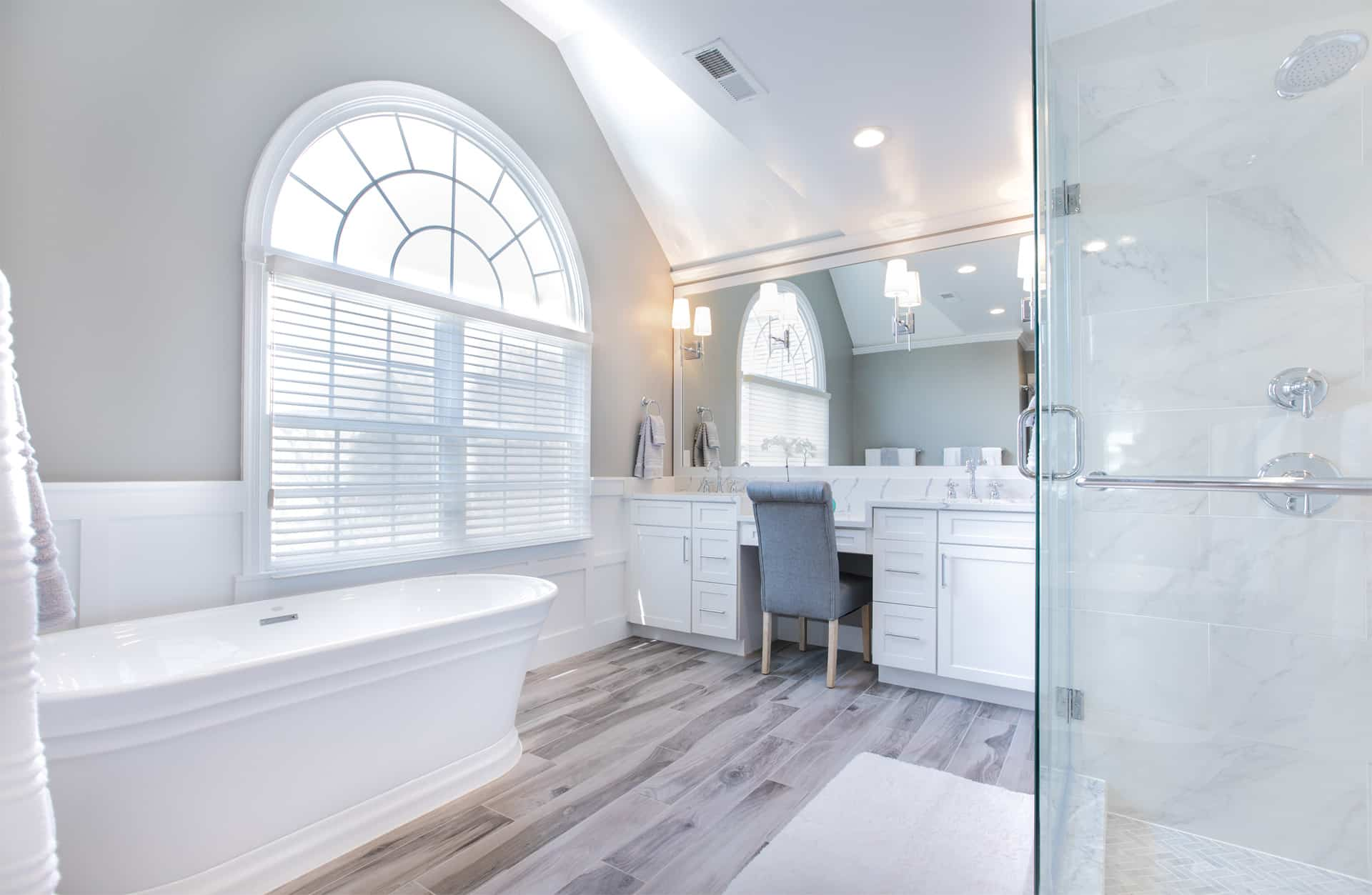 bathroom remodeling cost Fairfax station